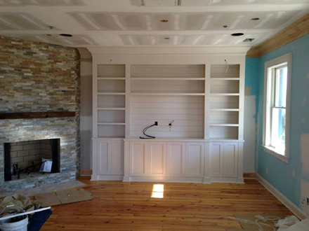 Cutting Edge Cabinets Bookcases And Built Ins Portfolio